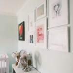 cadre photos pour chambre bebe