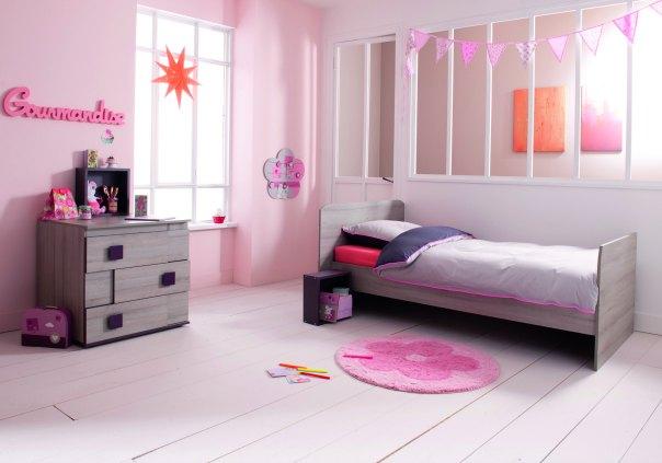 deco pour chambre de fille de 9 ans visuel 4. Black Bedroom Furniture Sets. Home Design Ideas