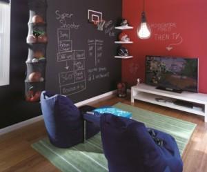 decoration chambre jeux video